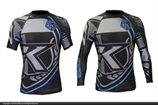 Today on MMAHQ CK Rashguard - $35